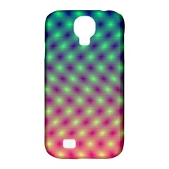 Art Patterns Samsung Galaxy S4 Classic Hardshell Case (pc+silicone)
