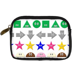 Cute Symbol Digital Camera Cases