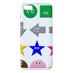 Cute Symbol Apple Iphone 5 Premium Hardshell Case