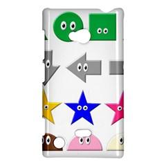 Cute Symbol Nokia Lumia 720
