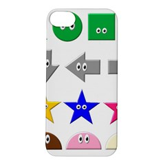 Cute Symbol Apple Iphone 5s/ Se Hardshell Case