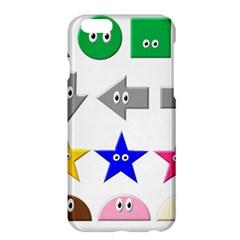 Cute Symbol Apple Iphone 6 Plus/6s Plus Hardshell Case