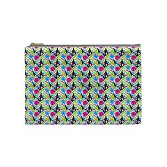 Cool Graffiti Patterns  Cosmetic Bag (medium)