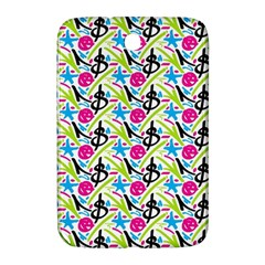 Cool Graffiti Patterns  Samsung Galaxy Note 8 0 N5100 Hardshell Case