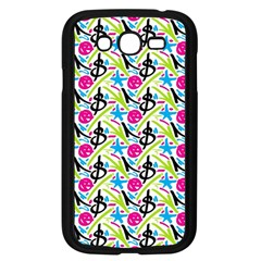 Cool Graffiti Patterns  Samsung Galaxy Grand Duos I9082 Case (black)