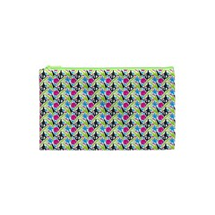 Cool Graffiti Patterns  Cosmetic Bag (xs)