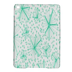 Pattern Floralgreen Ipad Air 2 Hardshell Cases