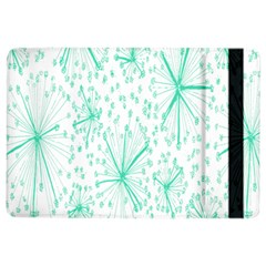 Pattern Floralgreen iPad Air 2 Flip