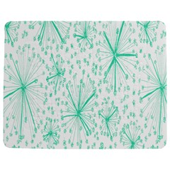 Pattern Floralgreen Jigsaw Puzzle Photo Stand (Rectangular)