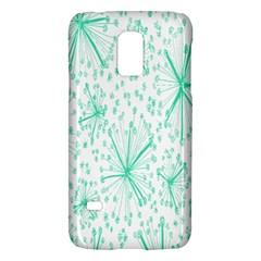 Pattern Floralgreen Galaxy S5 Mini