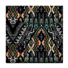 Ethnic Art Pattern Face Towel