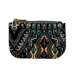 Ethnic Art Pattern Mini Coin Purses