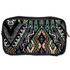 Ethnic Art Pattern Toiletries Bags