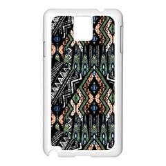 Ethnic Art Pattern Samsung Galaxy Note 3 N9005 Case (white)