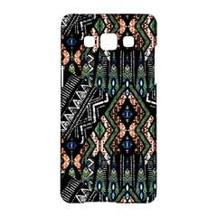 Ethnic Art Pattern Samsung Galaxy A5 Hardshell Case