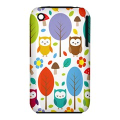 Cute Owl iPhone 3S/3GS