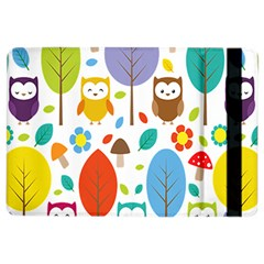 Cute Owl Ipad Air 2 Flip