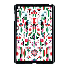 Abstract Peacock Apple Ipad Mini Case (black)