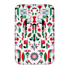 Abstract Peacock Samsung Galaxy Note 8 0 N5100 Hardshell Case