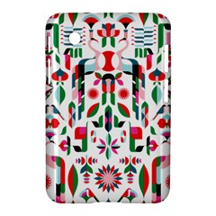 Abstract Peacock Samsung Galaxy Tab 2 (7 ) P3100 Hardshell Case