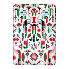Abstract Peacock Kindle Fire Hdx 8 9  Hardshell Case
