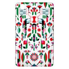 Abstract Peacock Samsung Galaxy Tab Pro 8 4 Hardshell Case