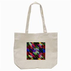 Tropical Jungle Print And Color Trends Tote Bag (Cream)