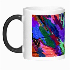 Tropical Jungle Print And Color Trends Morph Mugs
