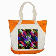 Tropical Jungle Print And Color Trends Accent Tote Bag