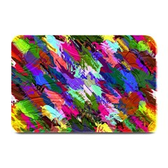 Tropical Jungle Print And Color Trends Plate Mats