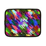 Tropical Jungle Print And Color Trends Netbook Case (Small)  Front