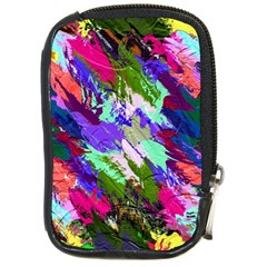 Tropical Jungle Print And Color Trends Compact Camera Cases