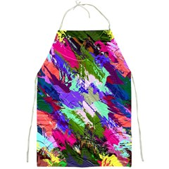 Tropical Jungle Print And Color Trends Full Print Aprons