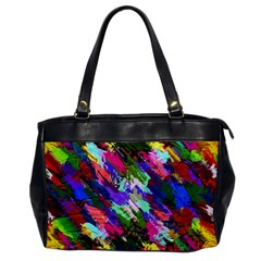 Tropical Jungle Print And Color Trends Office Handbags