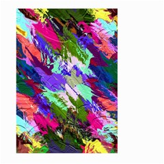 Tropical Jungle Print And Color Trends Large Garden Flag (two Sides)
