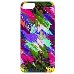 Tropical Jungle Print And Color Trends Apple Iphone 5 Classic Hardshell Case