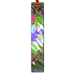 Tropical Jungle Print And Color Trends Large Book Marks