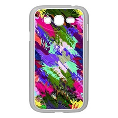 Tropical Jungle Print And Color Trends Samsung Galaxy Grand Duos I9082 Case (white)
