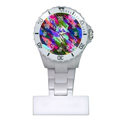 Tropical Jungle Print And Color Trends Plastic Nurses Watch