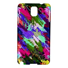 Tropical Jungle Print And Color Trends Samsung Galaxy Note 3 N9005 Hardshell Case