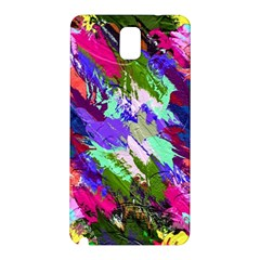 Tropical Jungle Print And Color Trends Samsung Galaxy Note 3 N9005 Hardshell Back Case
