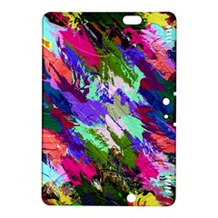 Tropical Jungle Print And Color Trends Kindle Fire HDX 8.9  Hardshell Case