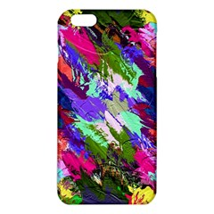 Tropical Jungle Print And Color Trends iPhone 6 Plus/6S Plus TPU Case