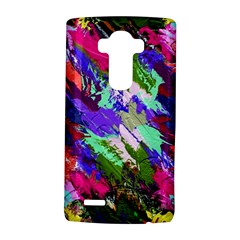 Tropical Jungle Print And Color Trends LG G4 Hardshell Case