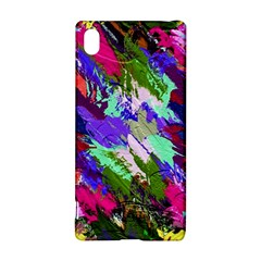 Tropical Jungle Print And Color Trends Sony Xperia Z3+