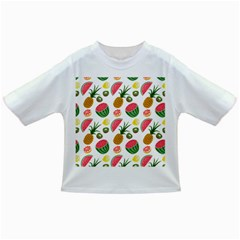Fruits Pattern Infant/Toddler T-Shirts