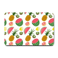 Fruits Pattern Small Doormat