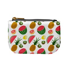 Fruits Pattern Mini Coin Purses