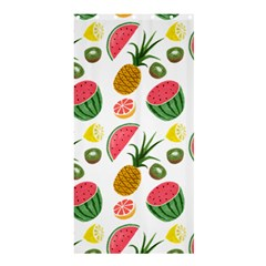 Fruits Pattern Shower Curtain 36  x 72  (Stall)