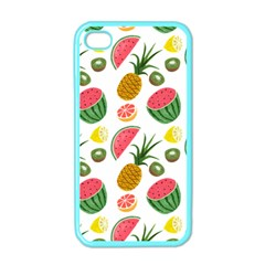 Fruits Pattern Apple iPhone 4 Case (Color)